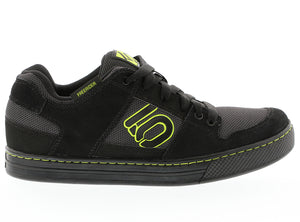 Five Ten Freerider Flat Pedal Shoes - Black/Slime