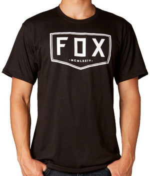 Fox Racing Coverted Tech Tee - Black