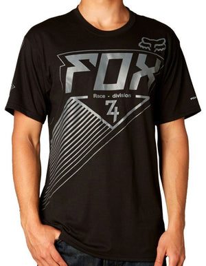 Fox Racing Intake Tech Tee - Black
