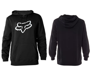 Fox Racing Legacy Fox Head Pullover Hoody - Black