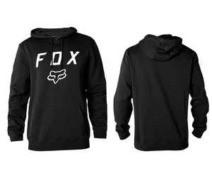 Fox Racing Legacy Moth Pullover Hoody - Black
