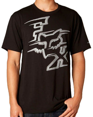 Fox Racing Voltcano Tech Tee - Black