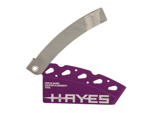 Hayes Feel'r Gauge Disc Brake Pad & Rotor Alignment Tool