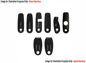 Ibis Mojo HD3 Cable Port Covers 2x11 Set