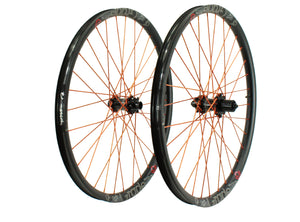 "Industry Nine Grade 26"" DH Wheelset"