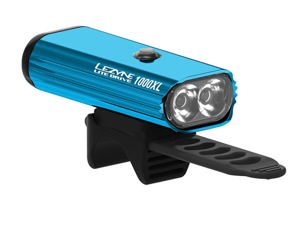 Lezyne Lite Drive 1000XL Front Light - Cambria Bike