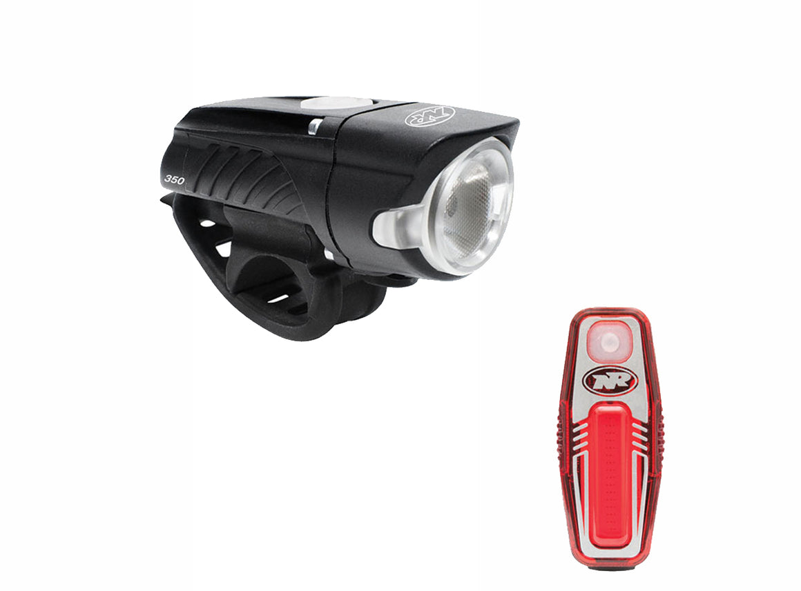 NiteRider Swift™ 350/Sabre 50 Light Set