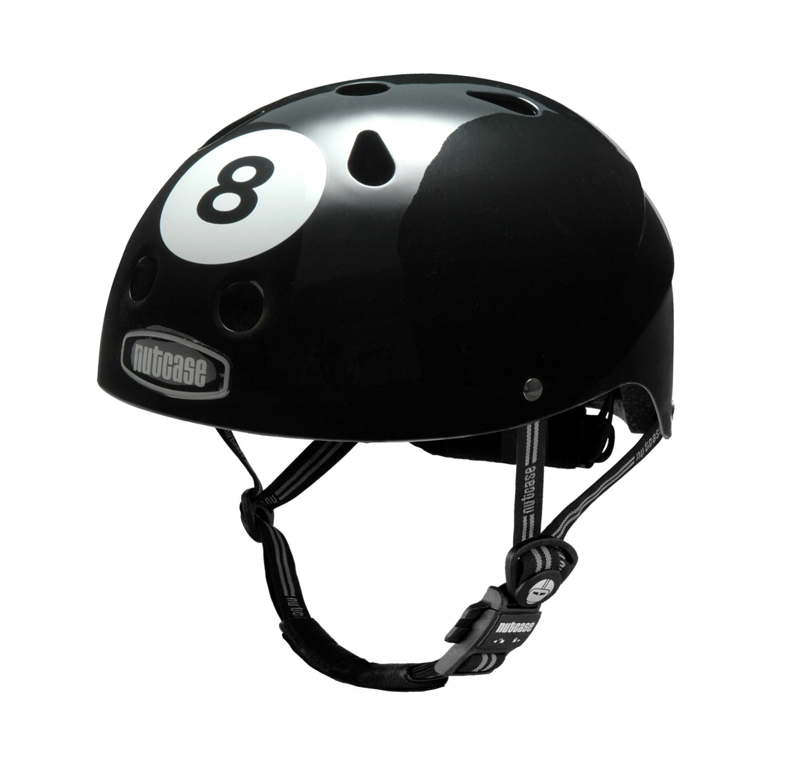 Nutcase 8 Ball Little Nutty Kids Helmet