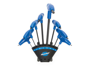 Park Tool P Handle Hex Set with Holder PH-1.2