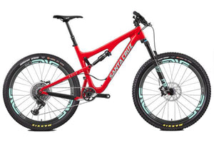 Santa Cruz 5010 2 CC X01/ENVE Kit - Red - Medium - Demo 5