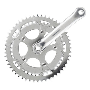 Sunlite 8 Speed Double Square Taper Crankset