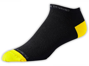 Troy Lee Designs Ace Performance Ankle Sock - Classic Black