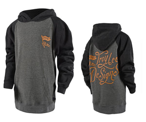 Troy Lee Designs Victory Pullover Hoodie - Youth