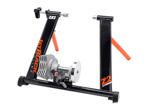 JetBlack ZL2 Fluid Tire Drive Trainer - With Lite Training App