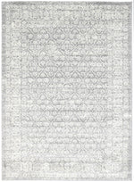 Symphony Grey Distressed Modern Rug