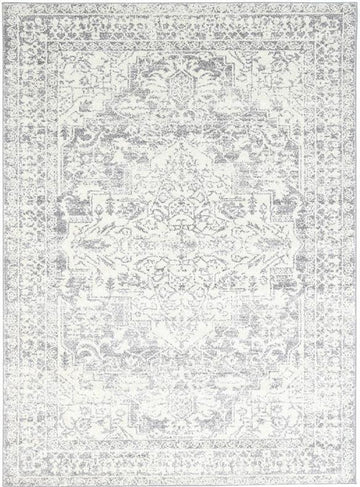Monique Grey Nobel Modern Vintage Rug