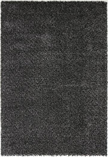 Autumn Charcoal Shag Rug