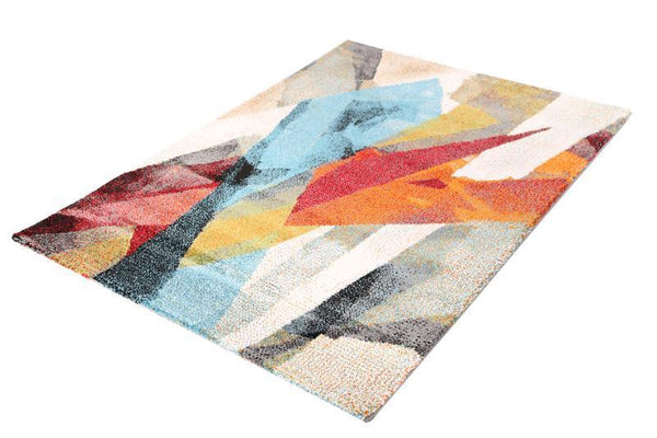 Georgia Contemporary Multi Abstract Rug