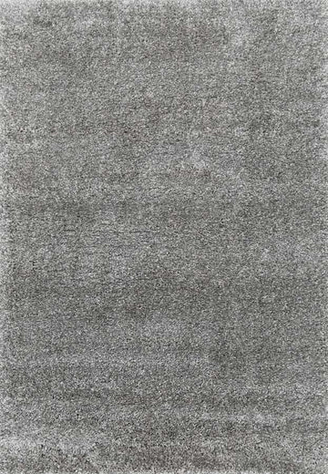 Ashen Dark Grey Shaggy Rug