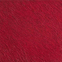 Cowhide Dyed Cherry Rug