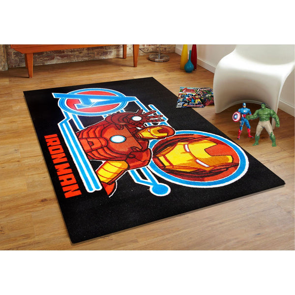 Kids Ironman (62644-13031) Rug