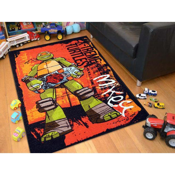 Kids Mike Turtle Skate (27831-81950) Rug