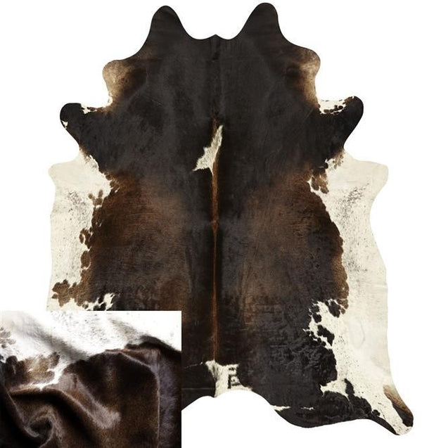 Cowhide Natural Reddish Brown-B Rug