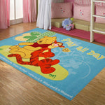 Kids Play All Day Pooh (87615 - 84158) Rug