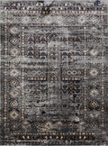 MINA GREY DISTRESSED PERSIAN
