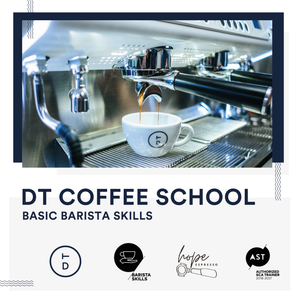 DT Basic Barista Course