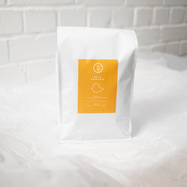 DT COFFEE - Ethiopia Guji Sewana Washed 1kg