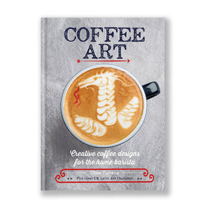"Dhan Tamang ""Coffee Art"" Book 1"