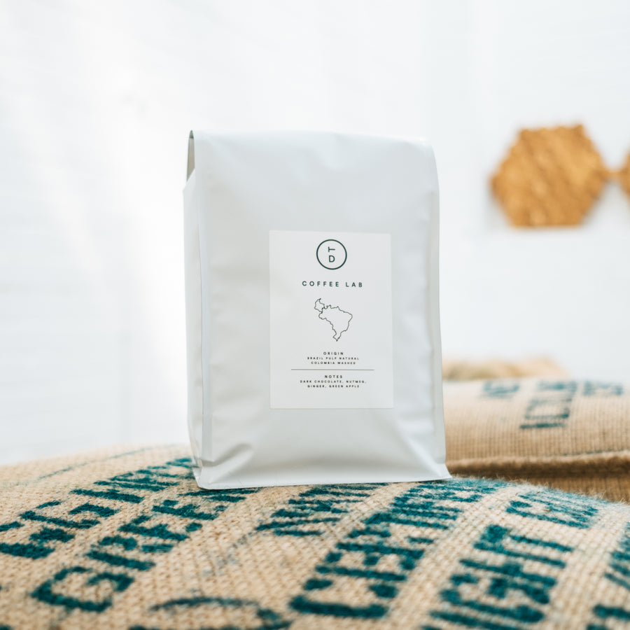 DT Coffee - 1kg Coffee Lab House Blend