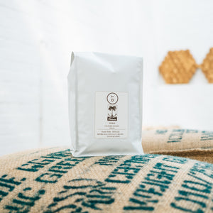 DT COFFEE - 1kg Colombia Palmera washed