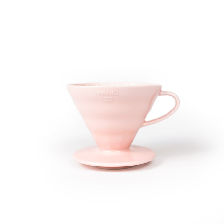 DT Coffee | Hario V60 Ceramic Dripper - Pink 1