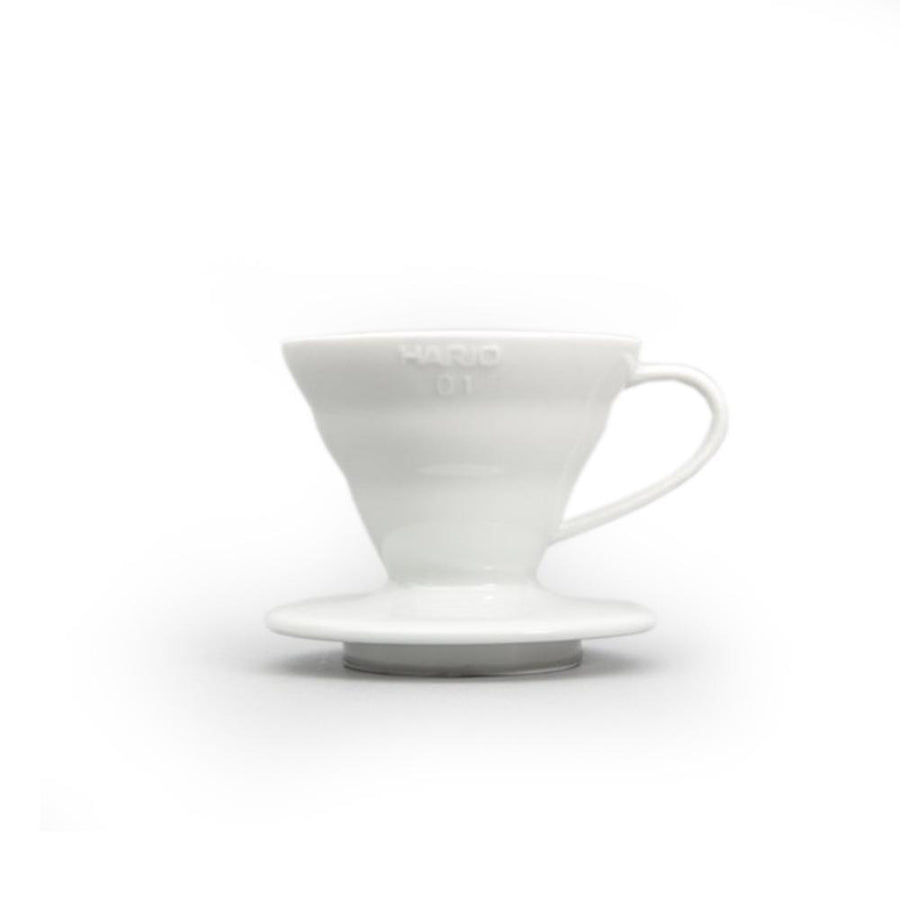 DT Coffee | Hario V60 Ceramic Dripper 02 - White 1