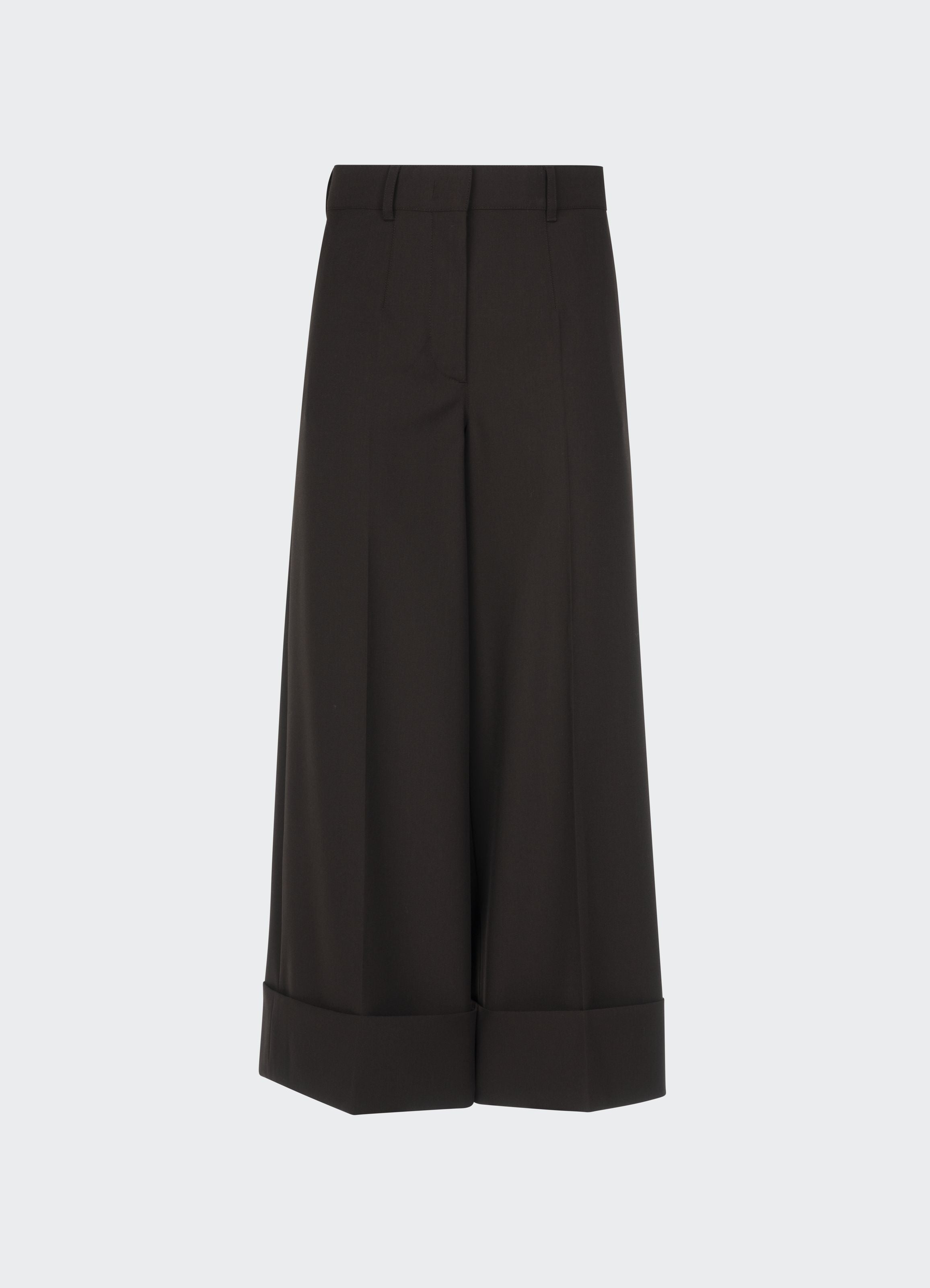 Siena Wide-Leg Trousers