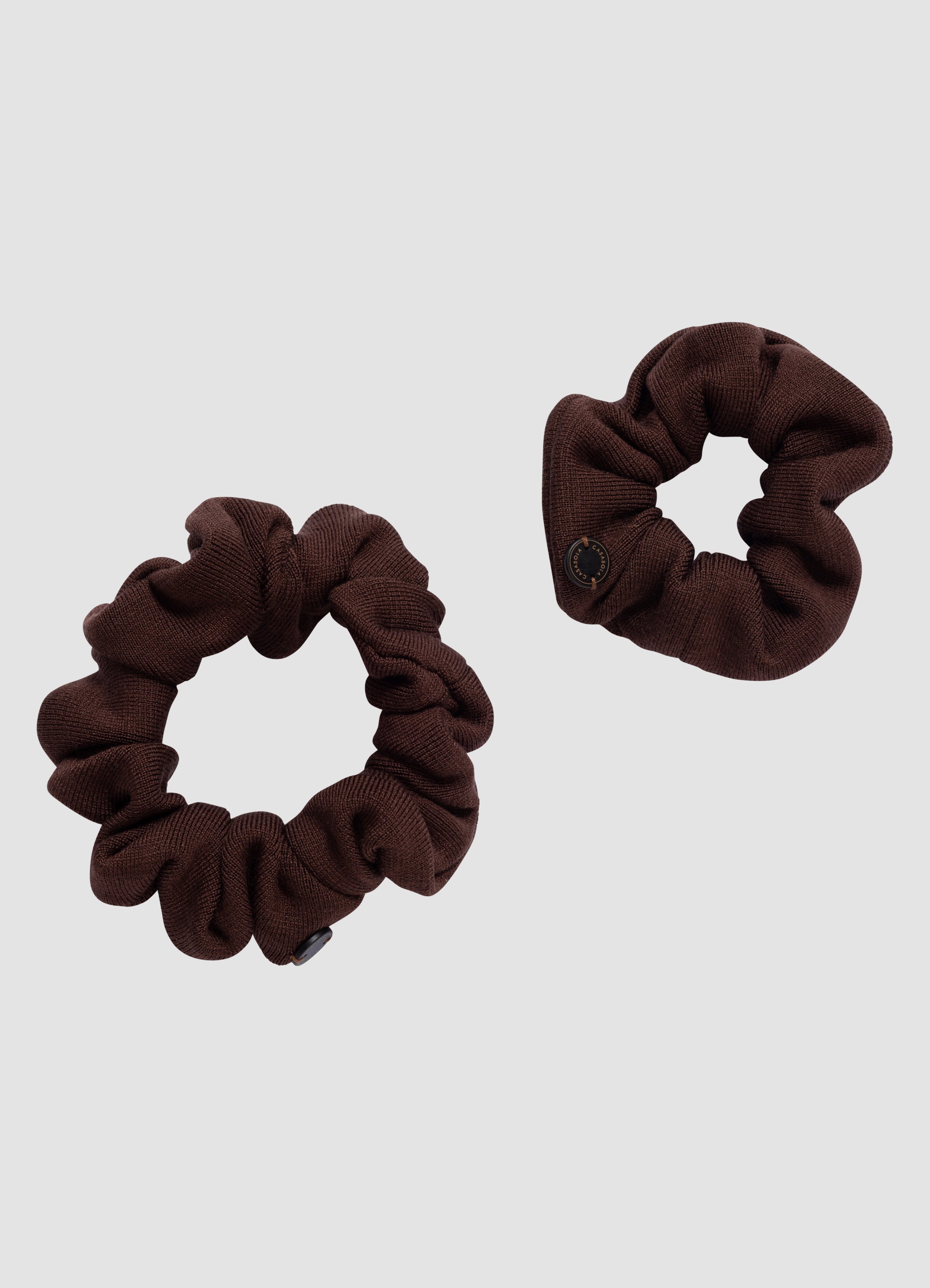 SILK-KNIT CARLA SCRUNCHIE SET