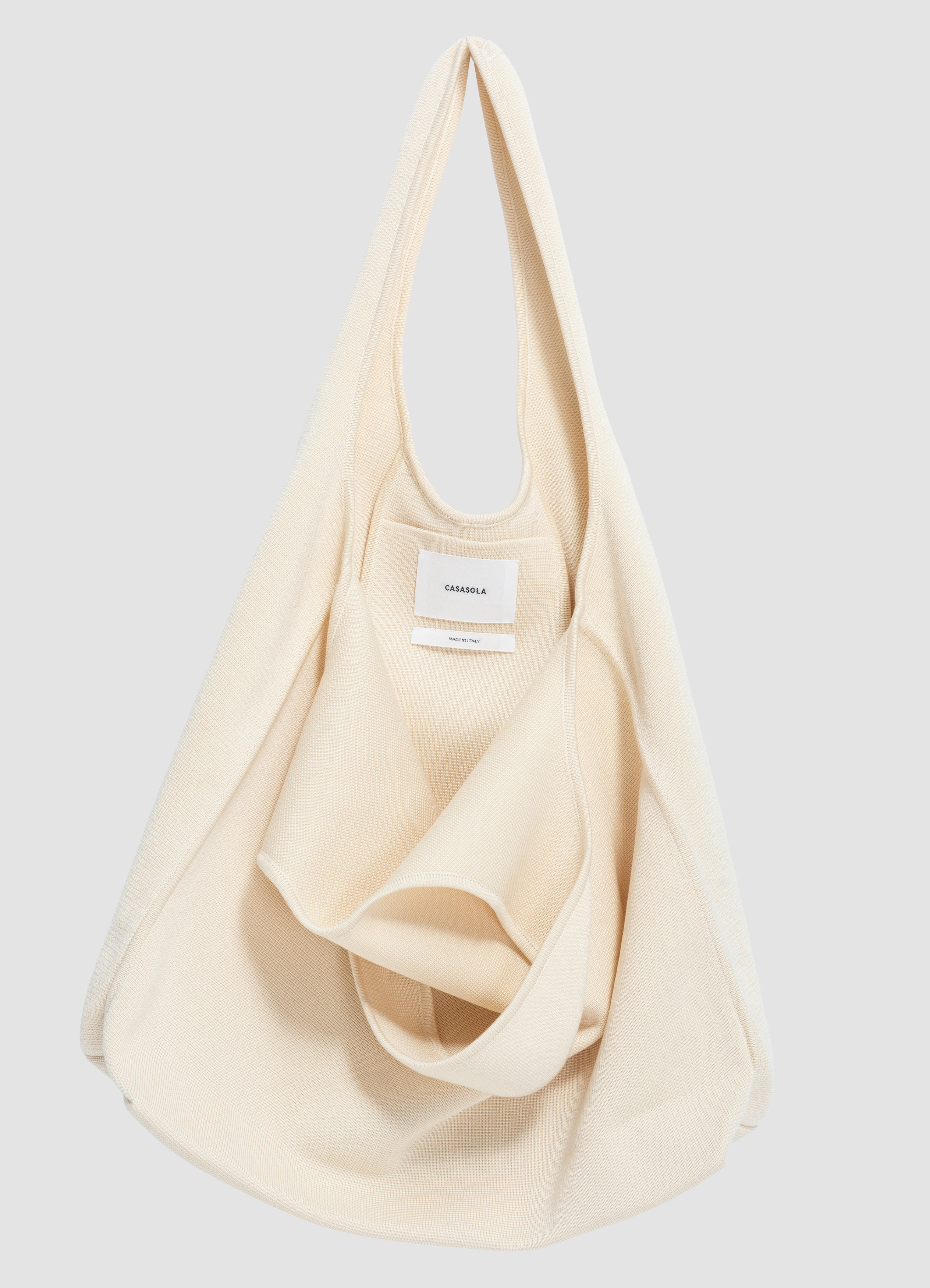 SILK-KNIT BARBARA SAC