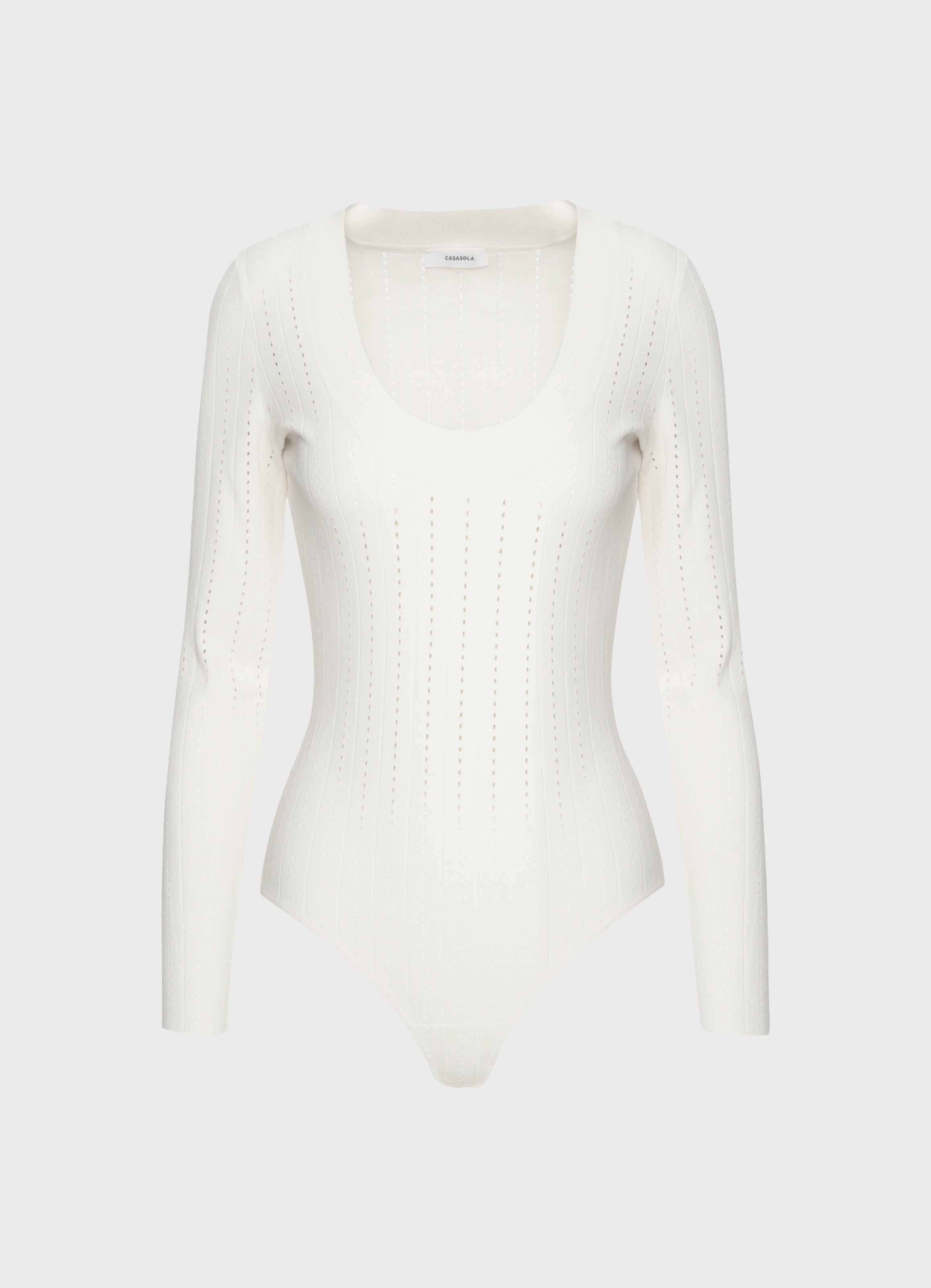 Perforated Bodysuit