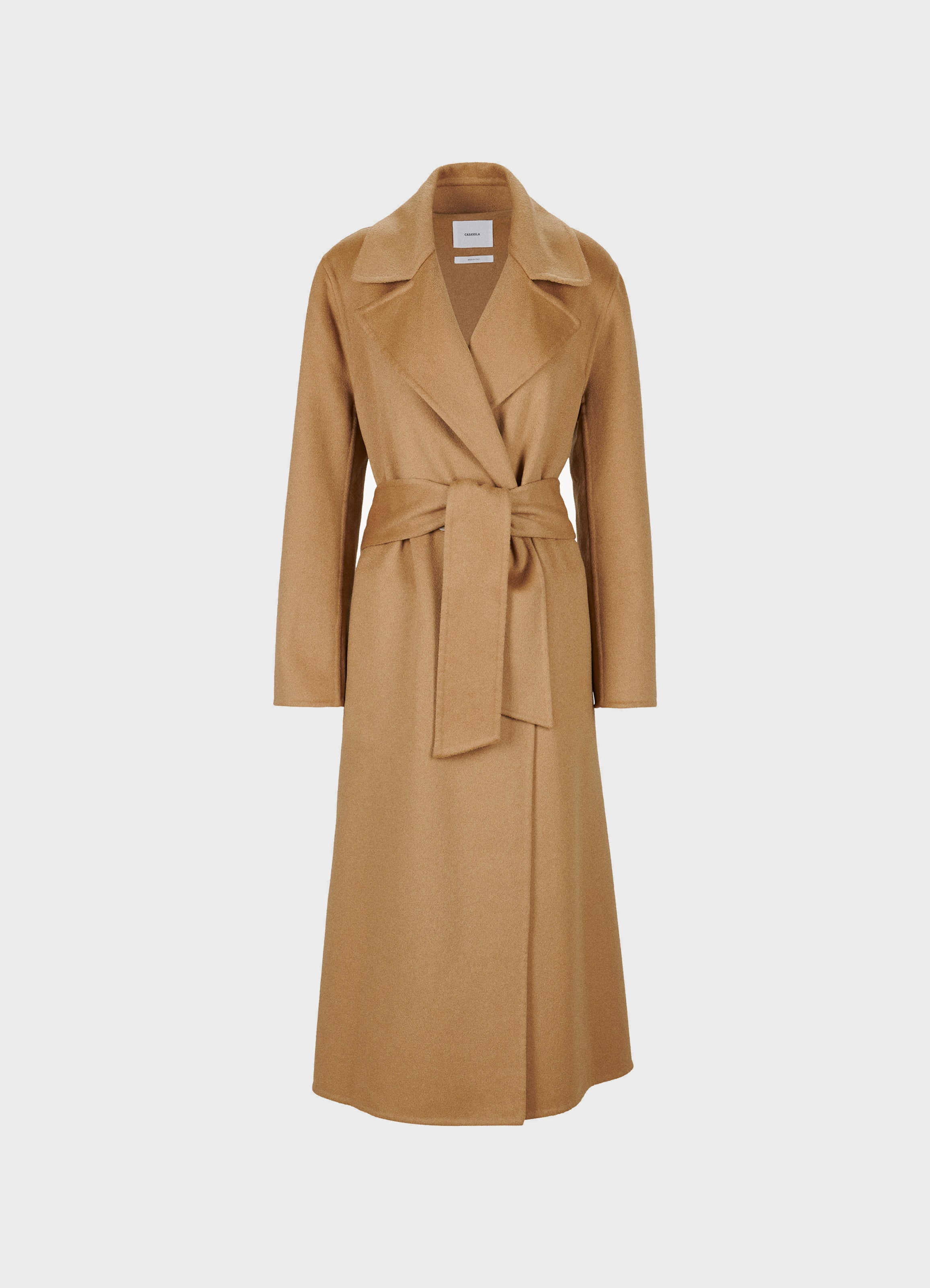 FONTANA DOUBLE-CASHMERE COAT