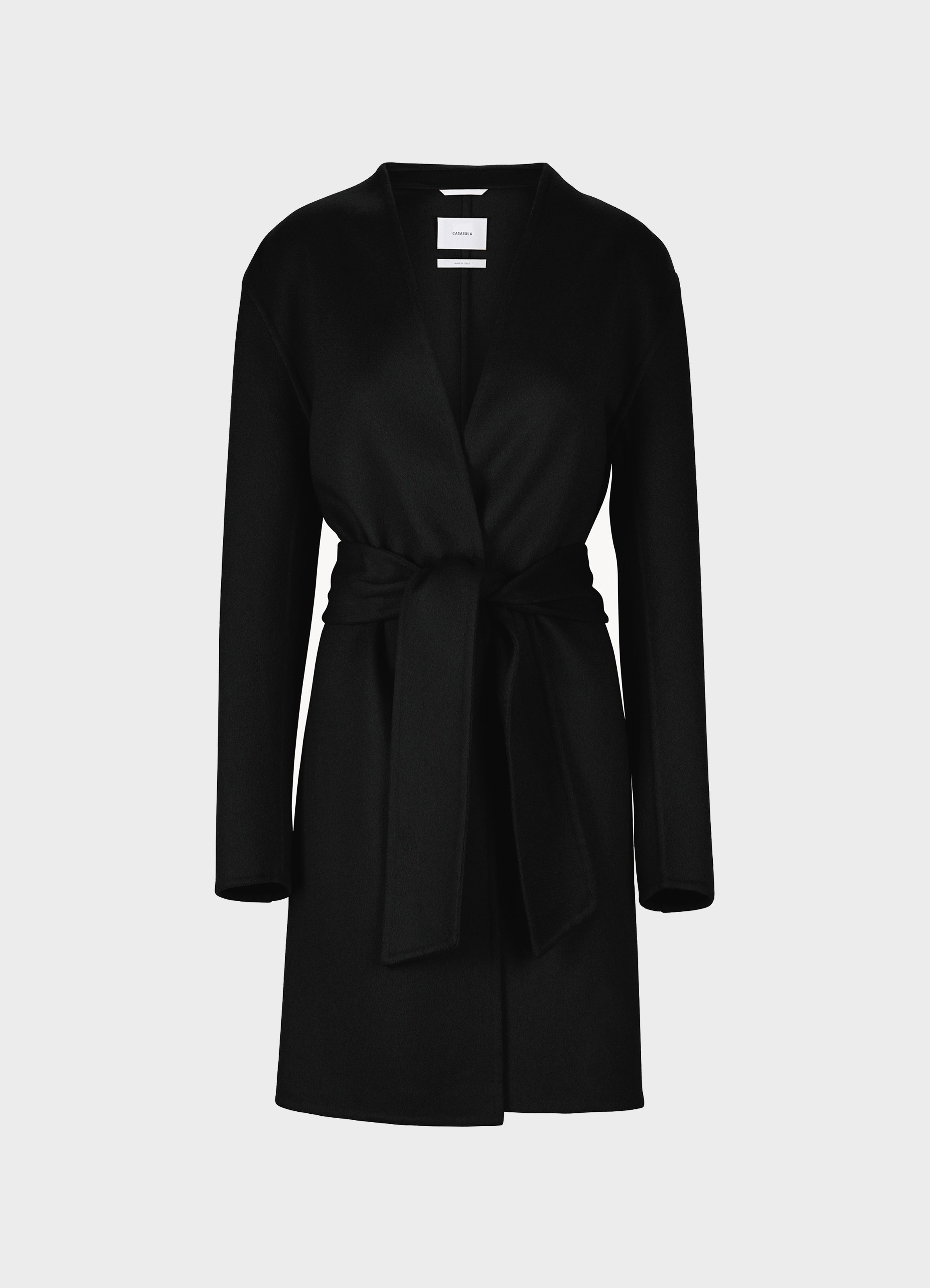 FRA DOUBLE-CASHMERE COAT