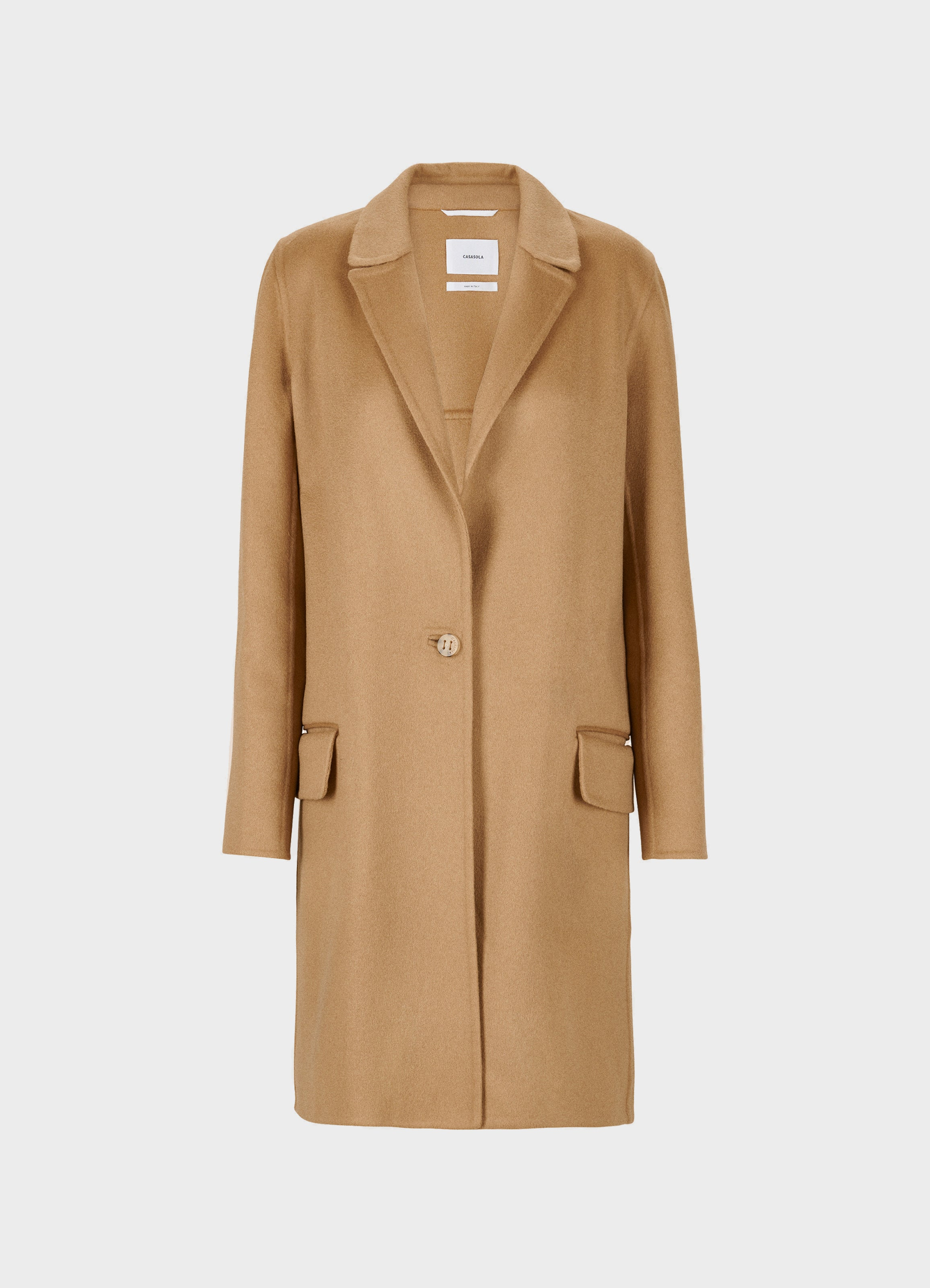 MARINO DOUBLE-CASHMERE COAT