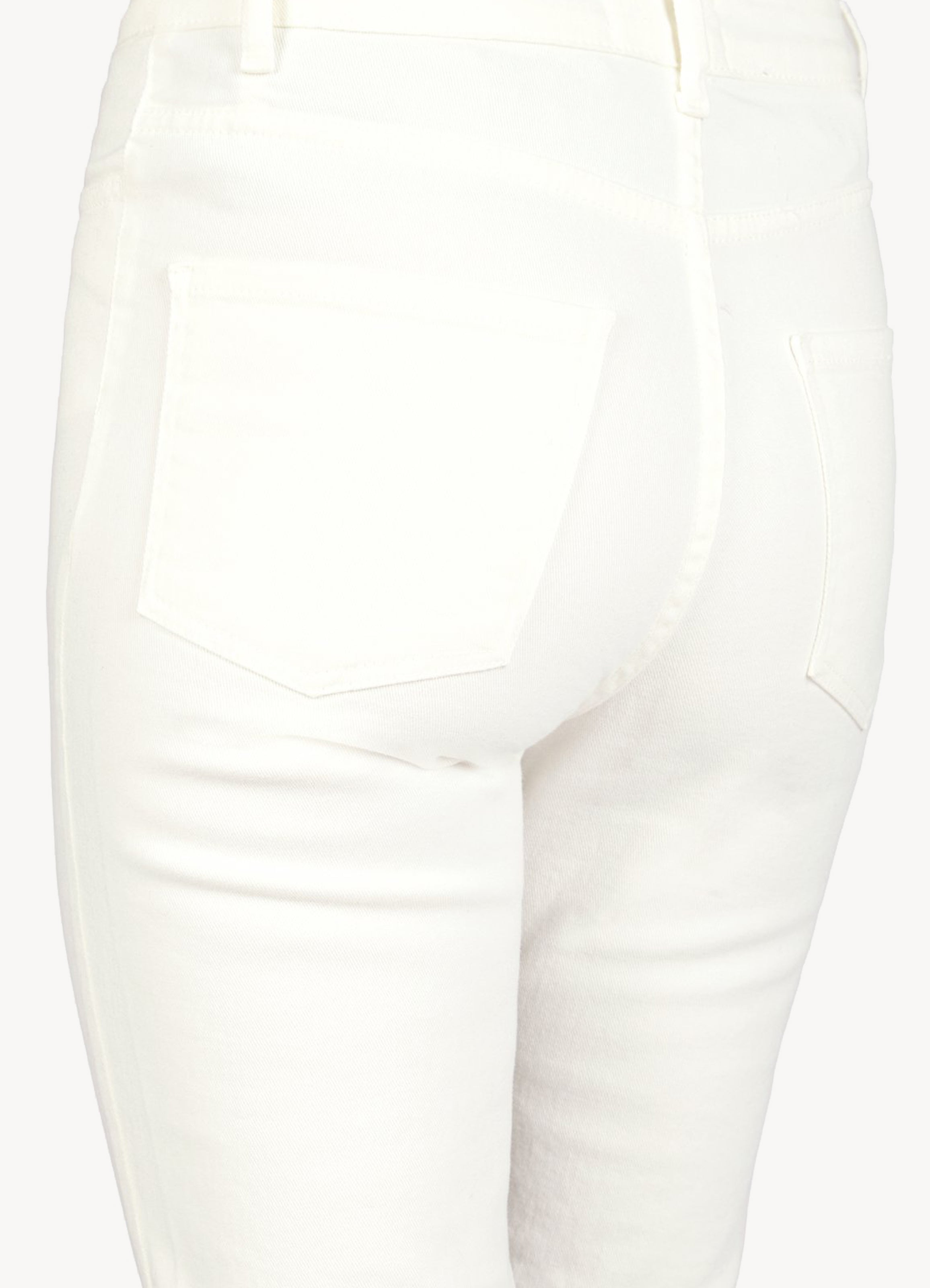 Paulistana High-Waist Slim Cropped Jeans