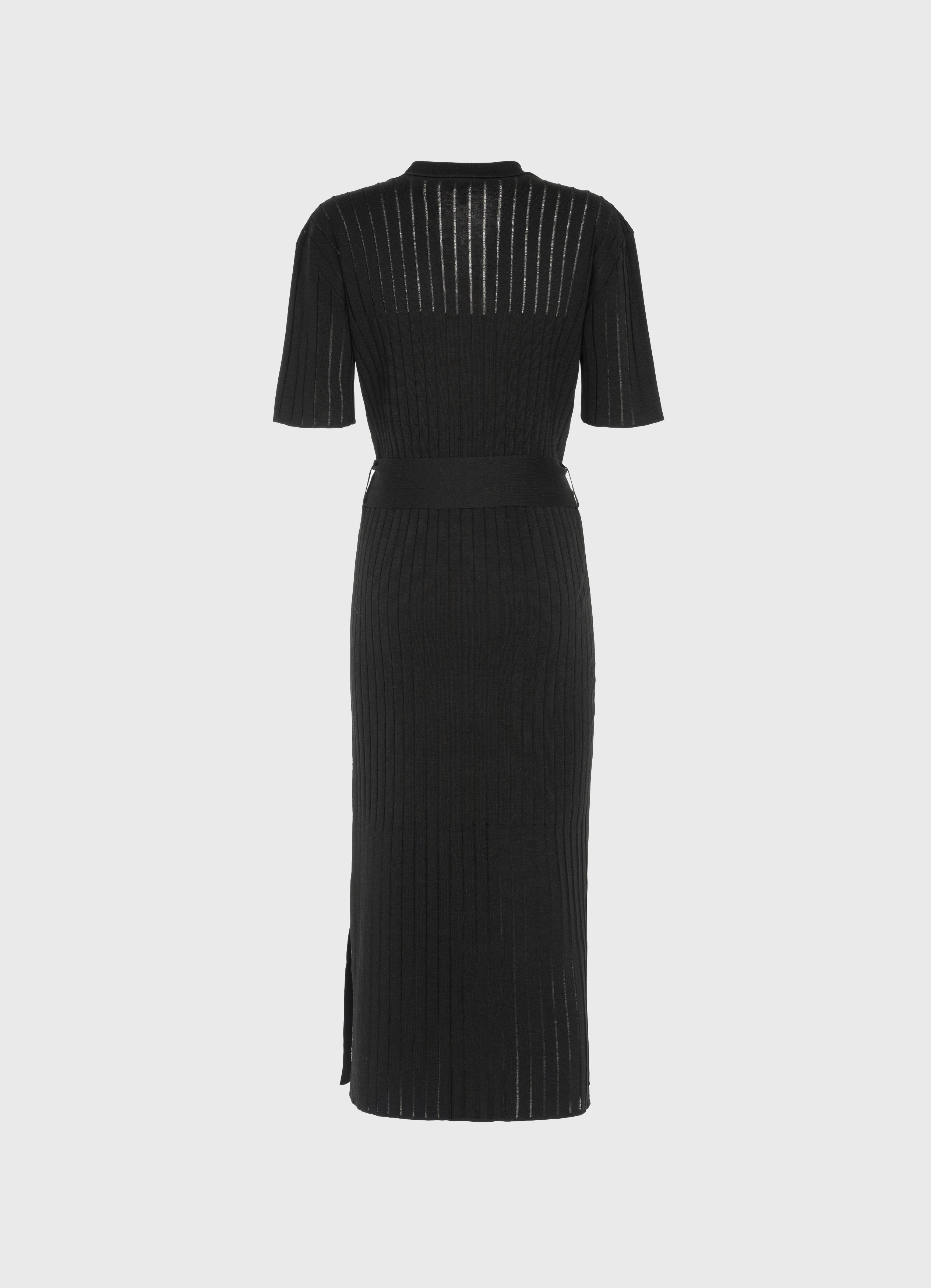 Paulina Silk-Cotton Midi Dress