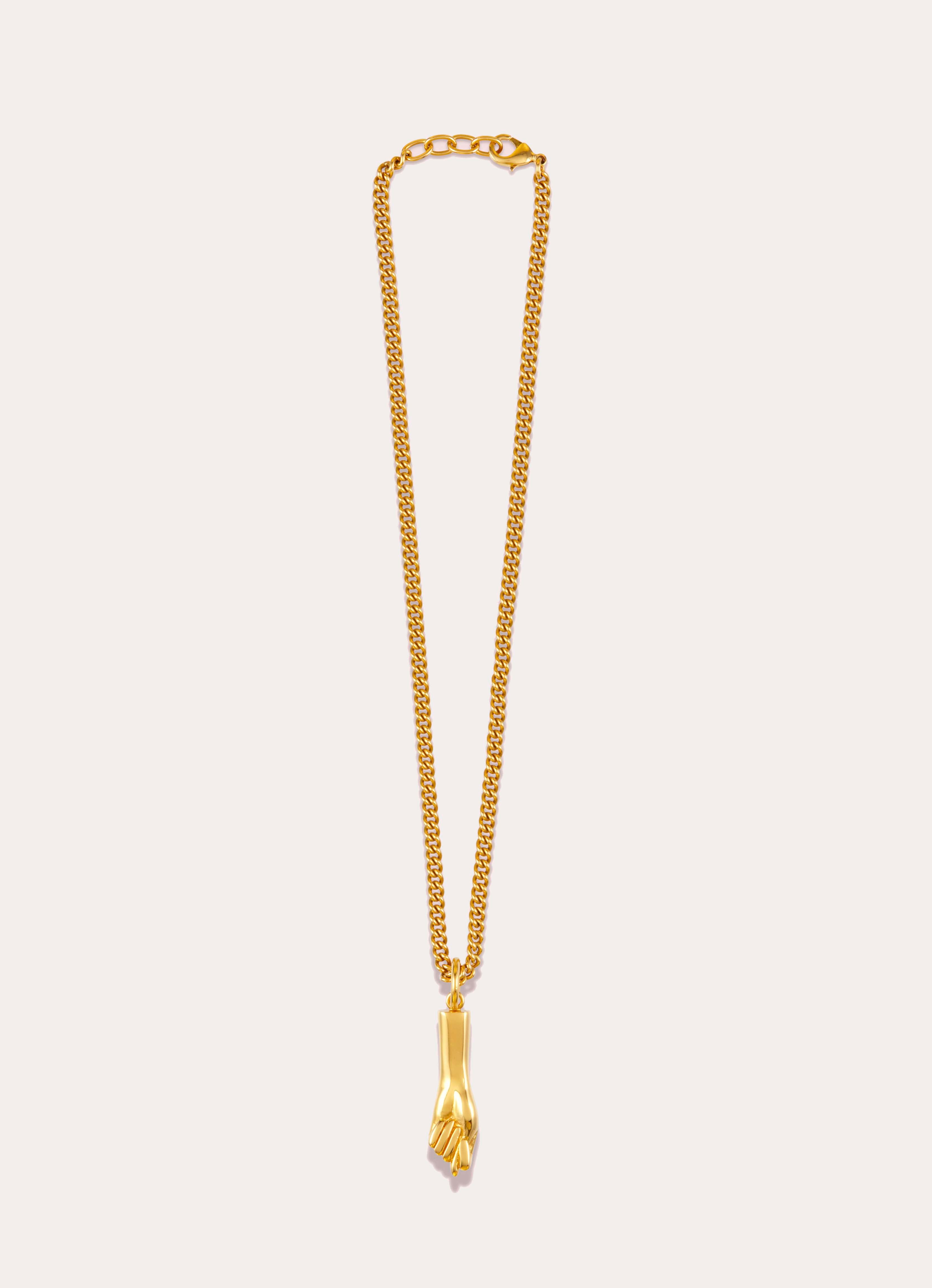 Figa Charm Necklace