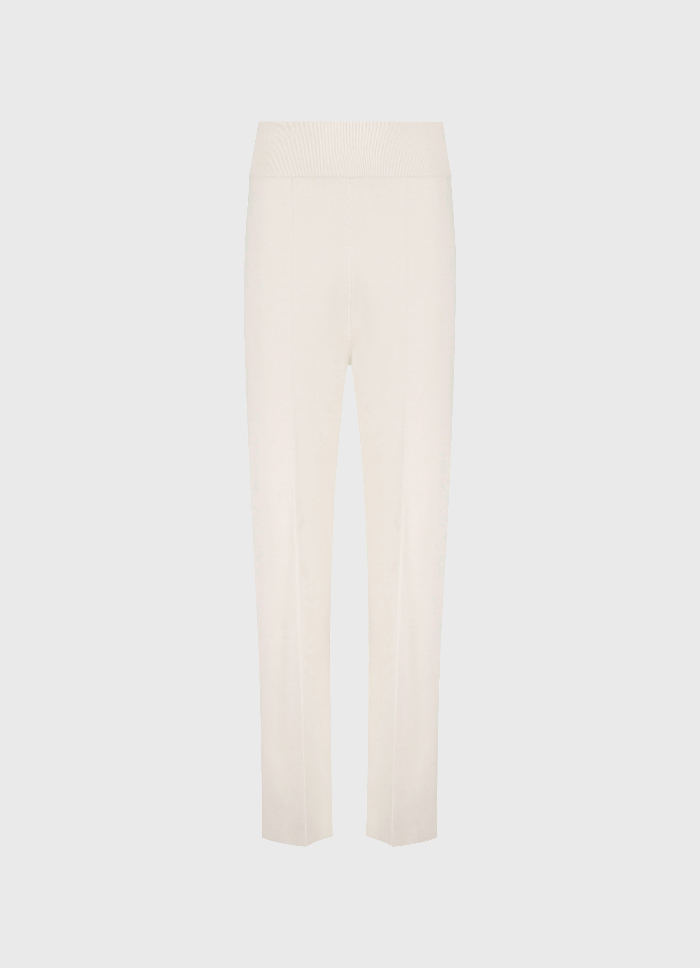 Sport-Knit Cropped Trousers