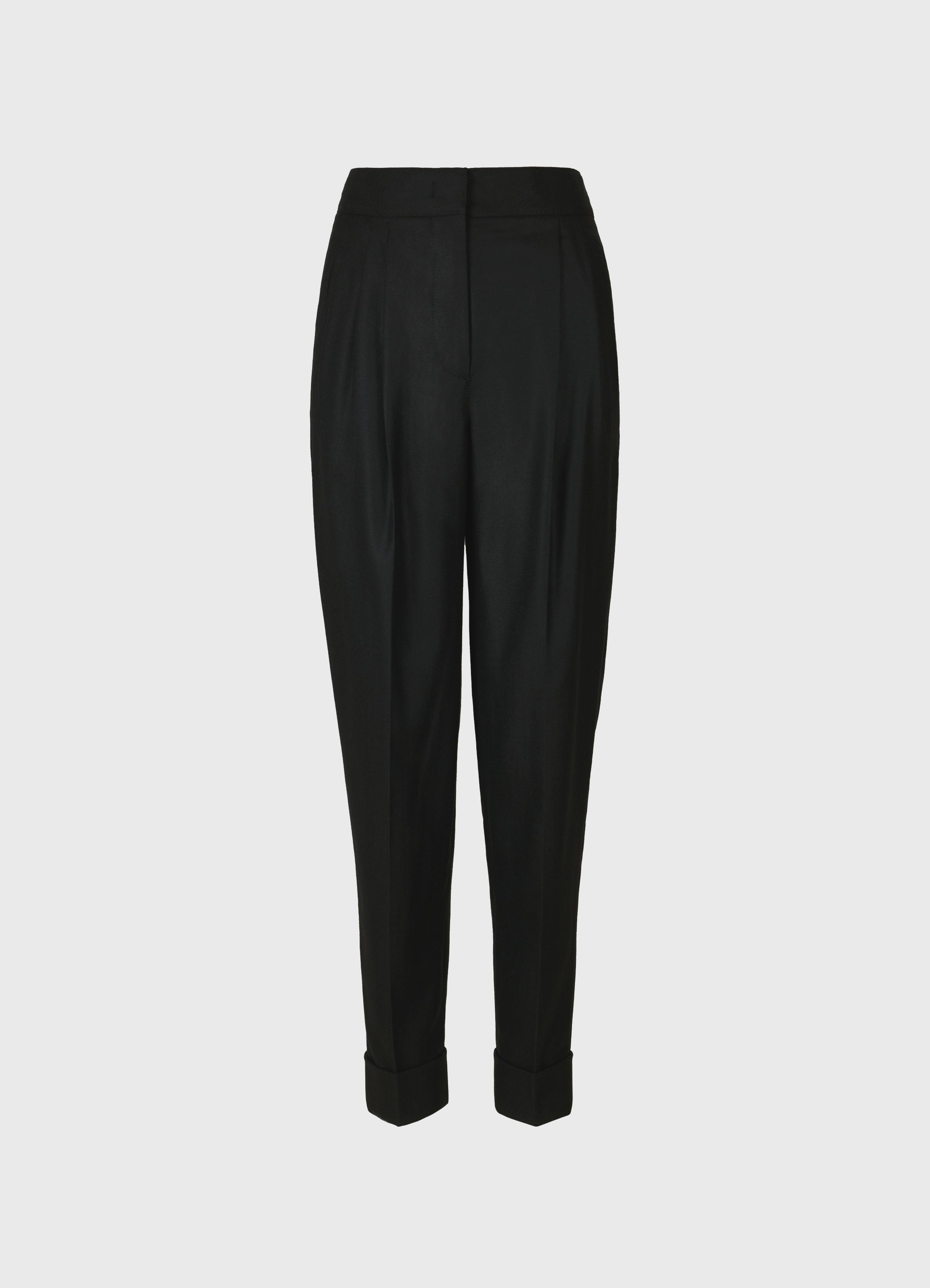 Leblon high-waist trousers