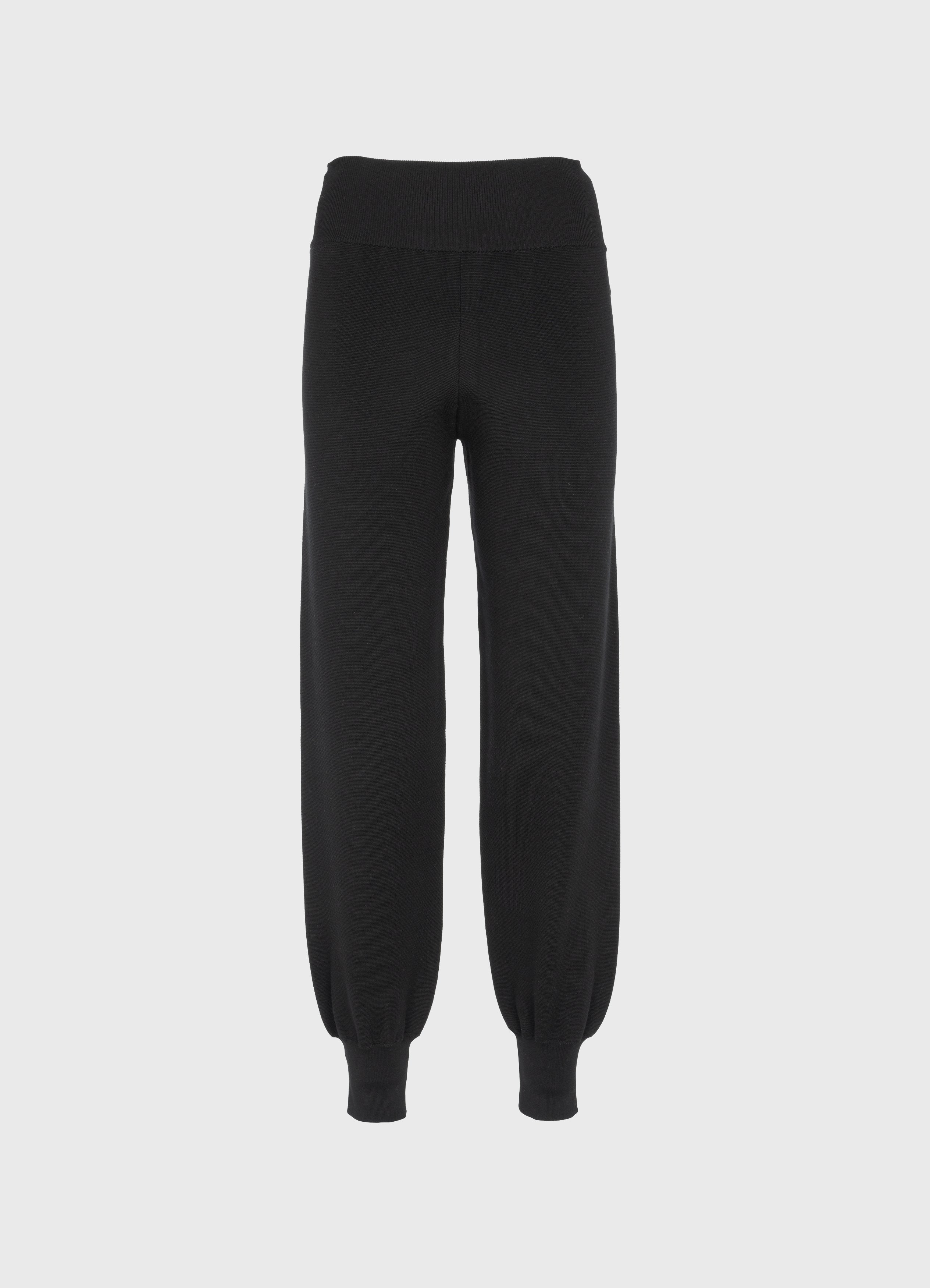 Lucas Compact Silk Track Pants