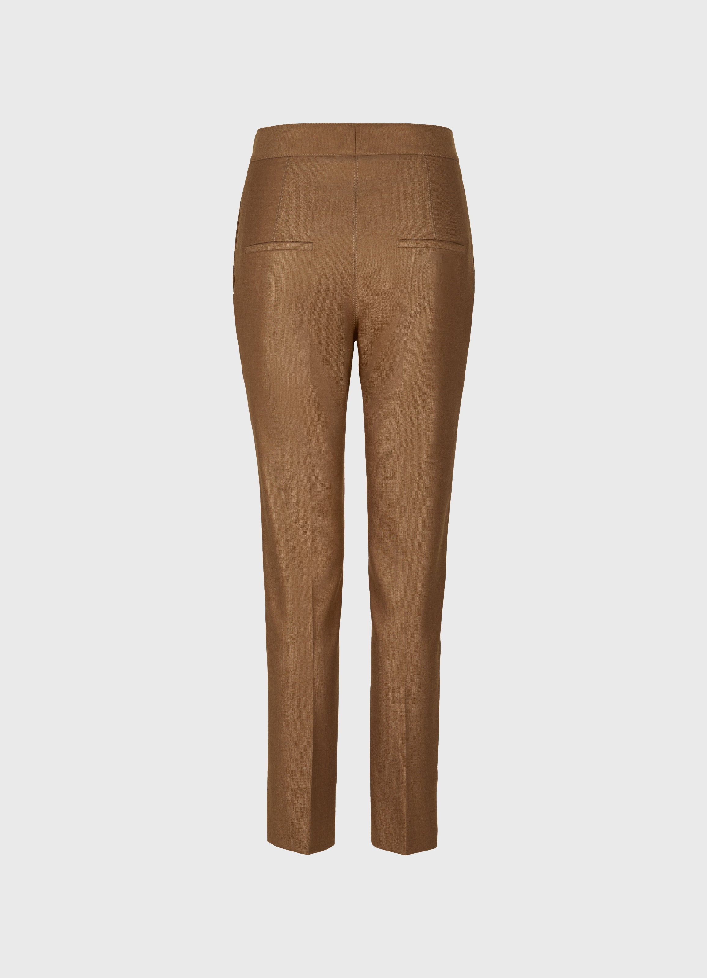 Milano high-waist trousers